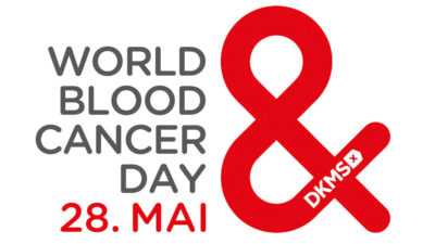 Pressekit DKMS World Blood Cancer Day (WBCD)