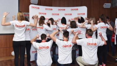 Hochschulprojekt der DKMS in Polen