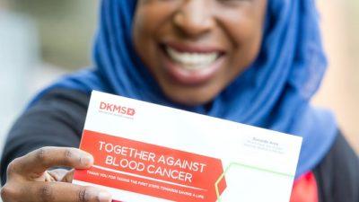 Hochschulprojekt der DKMS in UK