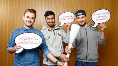 Hochschulprojekt der DKMS in Deutschland