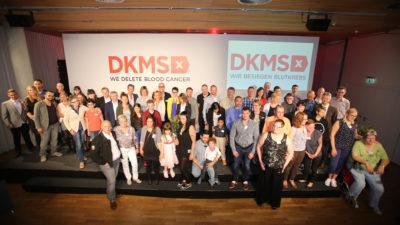 25 Jahre DKMS - Pressegespräch