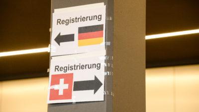 Deutsche und Schweizer machen gemeinsame Sache