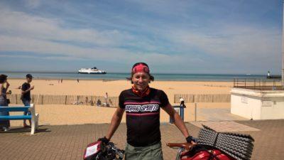 4.000 Kilometer Radreise gegen Blutkrebs