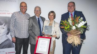 DKMS Mechtild Harf Wissenschaftspreis 2016