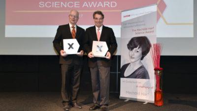 DKMS Mechtild Harf Wissenschaftspreis 2017