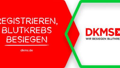 DKMS Logo Trägerfläche