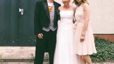 Simon und Ines' Hochzeit