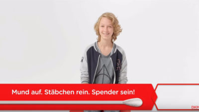 DKMS YouTube-Video
