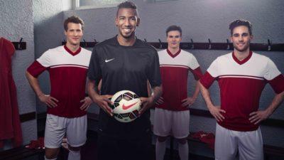 Jerome Boateng Fußball-Helden