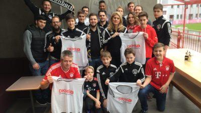 Boateng trifft den SV Fahlenbach
