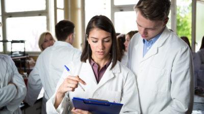 Vergleichende Studie für AML-Patienten