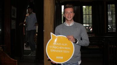 Marco Reus: Appell für erkranktes Baby Mia