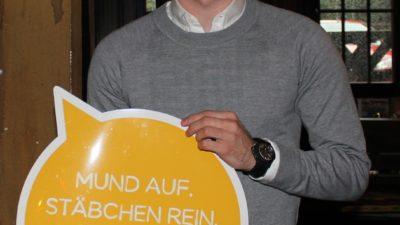 DKMS-Unterstützer Marco Reus