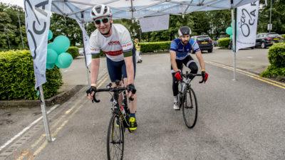Charity-Radtour