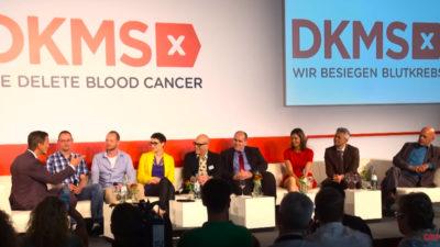 DKMS WBCD Pressetermin in Berlin