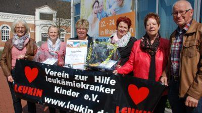 Leukin e.V.: Helfen, um zu helfen