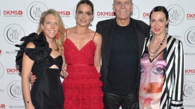 Elizabeth Manice, Katharina Harf, Peter Harf, Tina Harf