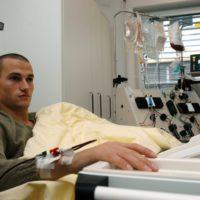 Peer Kluge: Erinnerungen an seine Stammzellspende