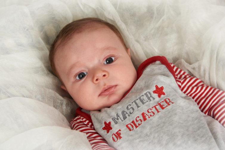 Baby Mattheo braucht ein Weihnachtswunder