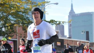 """""""Gold fürs Leben"""" erreicht und New York Marathon geschafft"""