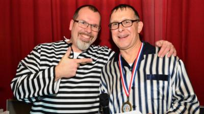 DJ Hessie und Udo Kreutz