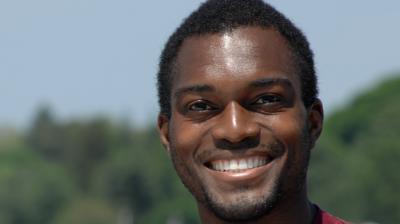 Geheilter Patient: Seun Adebiyi stürzt sich kopfüber in ein neues Abenteuer