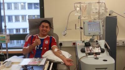 Südkorea und der Kampf gegen Blutkrebs