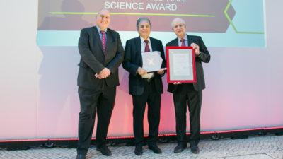 DKMS Mechtild Harf Wissenschaftspreis 2018 verliehen