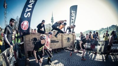 DKMS-Aktion beim Spartan Race