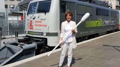 DKMS WBCD Pressetermin in Köln