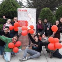 Vielfalt: Über 3000 neue Spender dank DKMS Chile