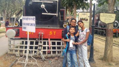 Vielfalt: Lebenschance für indischen Familienvater