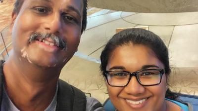 Vielfalt: Zweite Chance auf Leben für indischen Vater