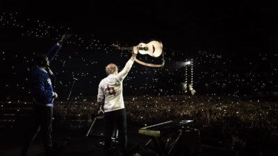 Ed Sheeran und sein größter Fan