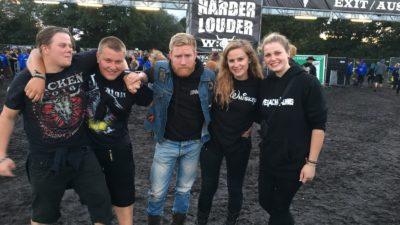 Metal-Marathon nach Wacken