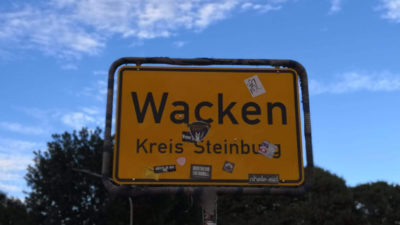 "Wacken Open Air: ""Rain or Shine"""
