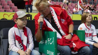 DKMS & Stiftung 1. FC Köln