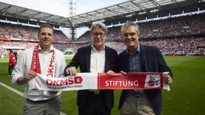 1. FC Köln: Sportliches Zeichen der Solidarität beim Heimspiel