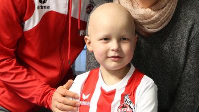 1. FC Köln: Starkes Zeichen der Solidarität
