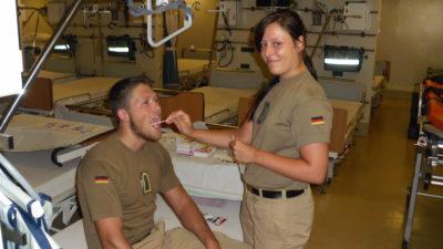 Bundeswehrsoldaten retten Leben