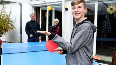 Liebt Sport: Mathies aus Norderstedt