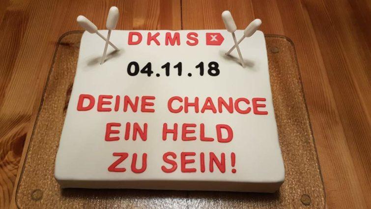 DKMS Torte