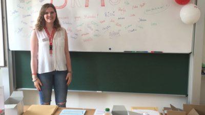 Themenwoche Ehrenamt: Franziska Alberding
