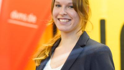 Spenderin Kristina