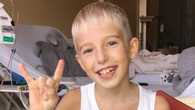 Internationaler Kinderkrebstag: Viele Kinder hoffen