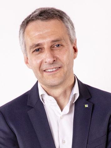 Norbert Seidl Portrait