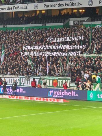 Werder-Fans für Maurice