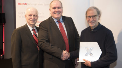 DKMS Mechtild Harf Wissenschaftspreis 2019