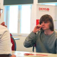 6 Millionen DKMS-Spender