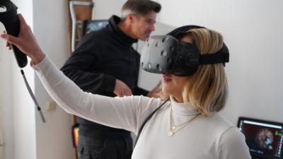 Mit Virtual Reality im Kampf gegen Blutkrebs